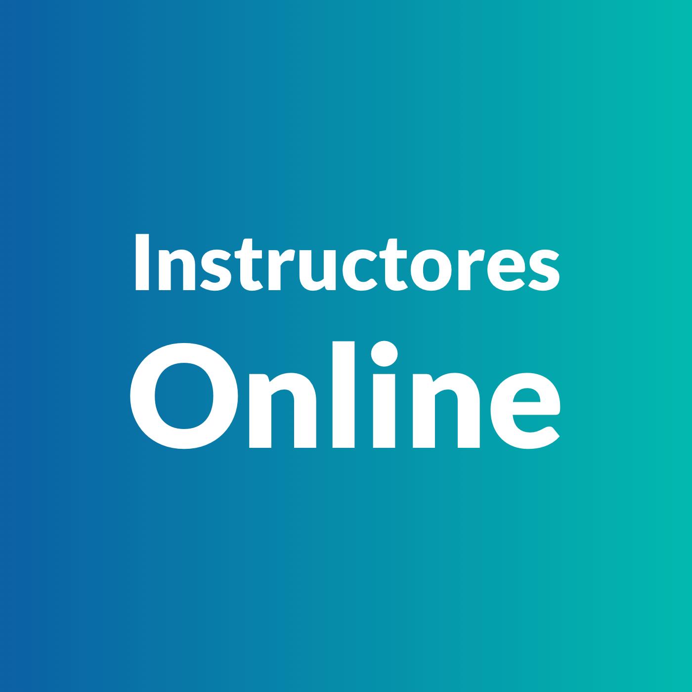 Instructores Online